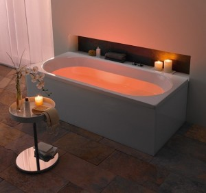 bath 300x282 Influencing Ambience with Elegant and Functional Lighting