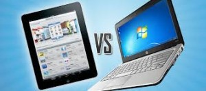 Laptops vs. Tablets