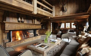 fireplaces 300x186 6 Interior Design Tips to Create the Perfect Ski Chalet