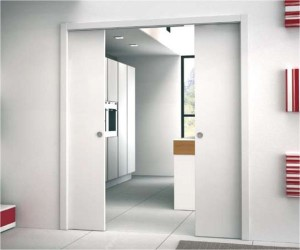 double pocket 300x250 Qualitative and durable internal doors