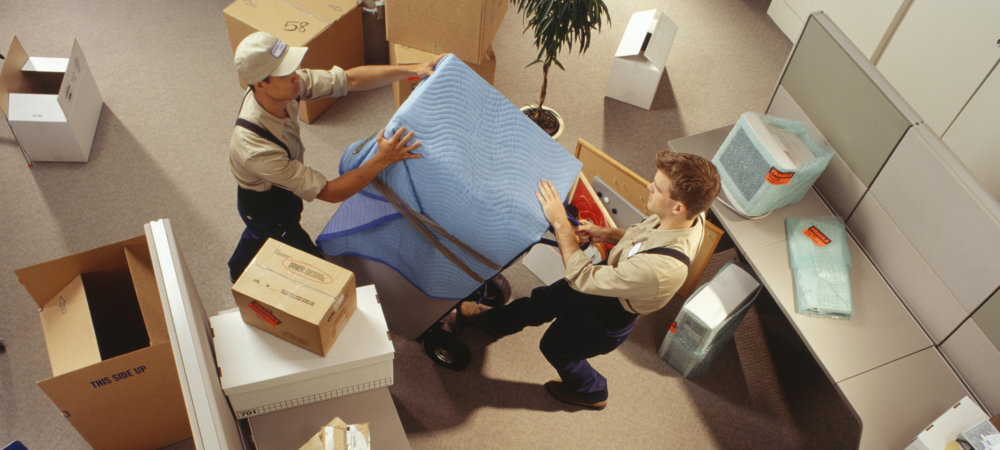 Top Mistakes To Avoid When Choosing An Office Mover Movere